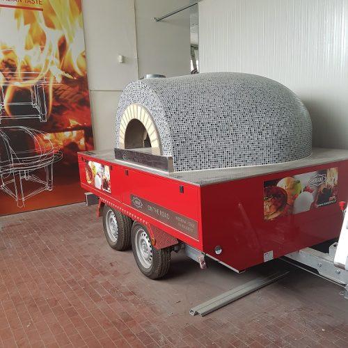 Steenoven trailer