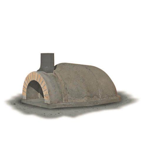 zelfbouw pizzaoven