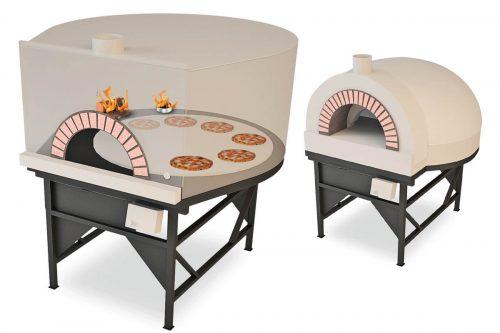 Pizza Steenoven MAM Forni