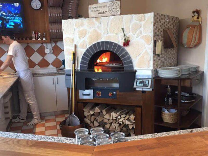 Pizza steenoven galerij