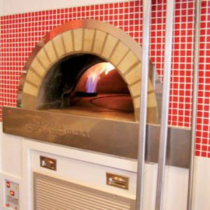 pizzaoven standaard